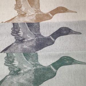 Geschirrtuch Ente